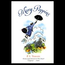 Children's Book Review: Mary Poppins
