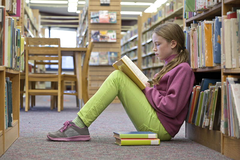 Don't Let Laziness Deprive Your Kids of a Great Library Experience